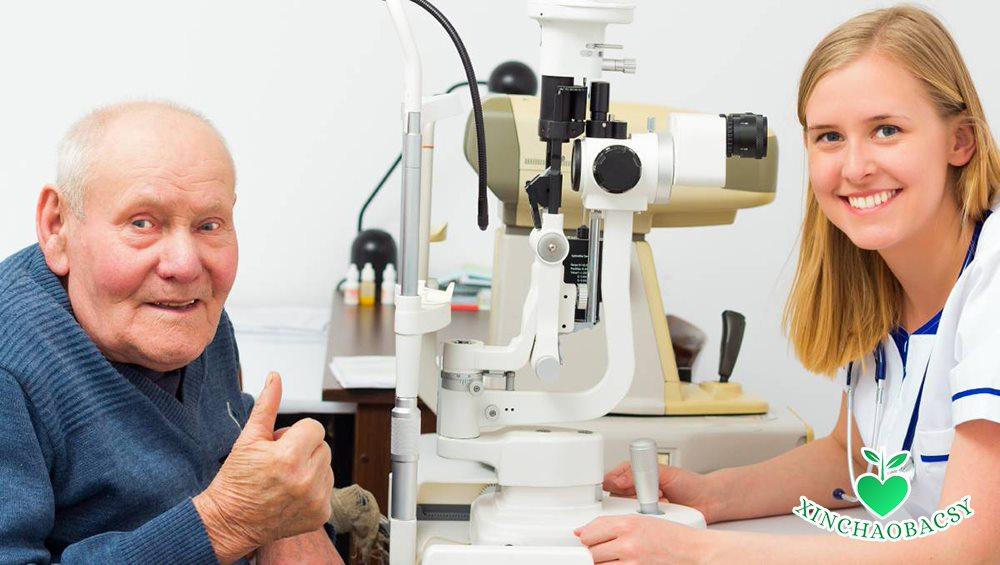 Khi nào mổ đục thủy tinh thể? Giải pháp giúp mắt sáng tránh phải mổ